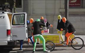 Les Affaires Guerilla: Creativity in the Streets