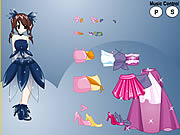 Princess Anime Dress Up