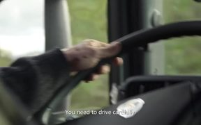 Scania Commercial: Skilled Truck Driver