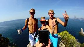 Cliff Diving 2012