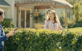 Quaker Cookies Commercial: Hedge
