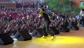 Kid Cudi - Live at KUBE 93's Summer Jam