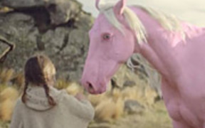 Honda Commercial: Pink Horse