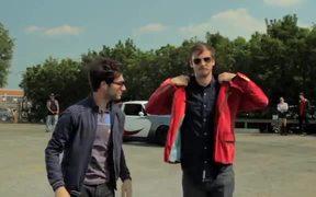 Original Penguin Jacket Commercial: Hot Rope