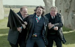 Lotto Campaign: Laurence Llewelyn Bowen