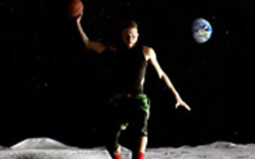 Jordan Commercial: The Dunk to End All Dunks