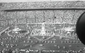 1951 Orange Bowl - University of Miami vs Clemson