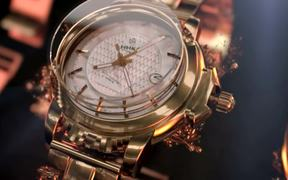 Nika Watches Commercial: Nika Gold