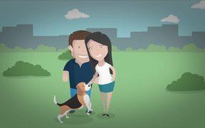 Rhoys & Abbie's Wedding Animation