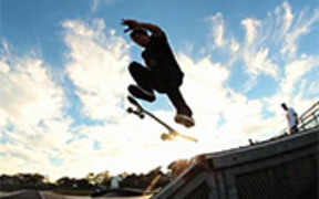 Dive-Long Branch Skatepark Montage
