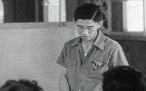 Japanese Relocation: Americanization Classes