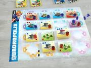 Quadropolis - Game Trailer