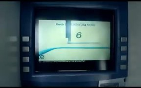 BBVA Foundation: The Little Guy Inside the ATM