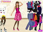 Dress Up A Slender Girl
