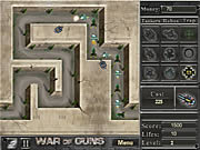 War of Guns