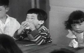 Japanese Relocation: Children's Center