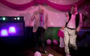 T-Mobile Commercial: Dancing Dads