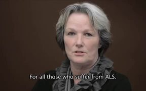 ALS Foundation Campaign: I Have Already Died