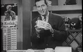 Kodak Brownie Home Movie Camera (1958)