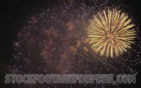 Fireworks Bursting